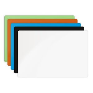 Frameless Magnetic Glass Dry erase Board Eased Corners By Fab Glass And Mirror