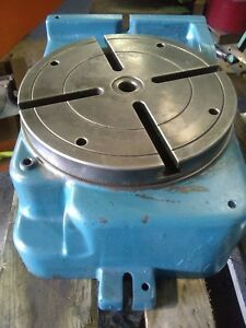 Advance Cnc Rotary Table Rare High Precision Metalworking