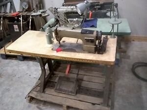 Consew 230 Industrial Sewing Machine Single Needle Single Phase