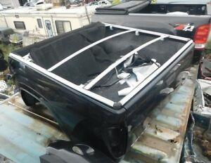 2004 05 06 07 08 09 10 11 12 Chevy Colorado Canyon Truck Bed Oem Crew Cab Black
