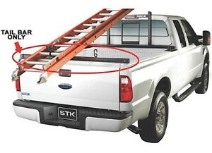 Fits Ford Super Duty Truck Bed Rear Tail Bar Ladder Cargo Bar
