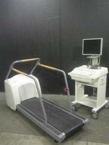 Ge Case Stress Test System With System 2000 Treadmill