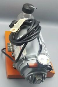 Gomco Aspirator Vacuum Pump With Glass Canister Model 402