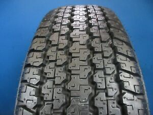 Used Bridgestone Dueler H t 689 245 70 16 13 14 32 High Tread No Patch 1445b