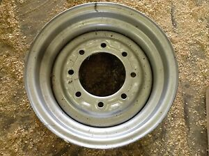 389988r91 A New Front Wheel Rim For A Farmall 706 756 806 826 1206 Tractor
