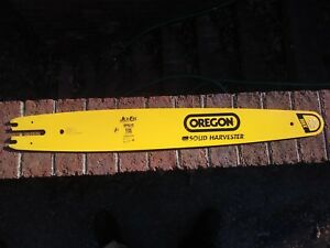 Timberjack 762c Harvester Guide Bar Oregon 822hsfl172 82cm 404 080 90 Dl L172