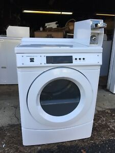 New Kenmore Maytag Front Load Commercial Dryer Gas Laundromat Coin Apartment