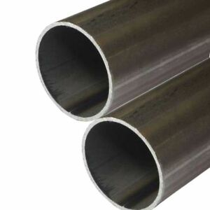 E r w Steel Round Tube 0 875 7 8 Inch Od 0 065 Inch Wall 72 Inches 2 Pack