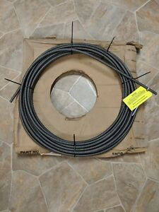 Ch50 075 Duracable 1 2 X 75 Hollow Core Drain Cable No Ends free Shipping