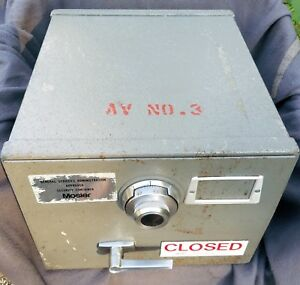 Mosler Military Surplus Gsa Safe Container Great Gun Safe For Your Truck Or Suv