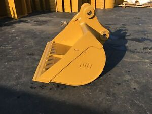 New 60 Ditch Cleaning Bucket For A Caterpillar 316e