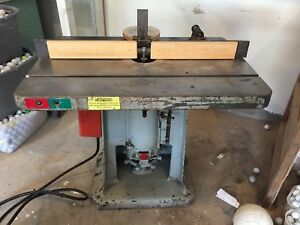 Oliver 285 t Single Spindle Shaper