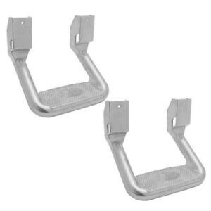 Bully Usa As 600 Polished Aluminum Side Steps For Truck S Suv S Set Of 2