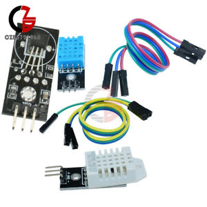 Dht11 Dht22 am2302 Ds18b20 Digital Humidity And Temperature Sensor Module
