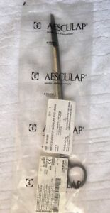 New Aesculap Mayo Supercut Scissors Curved 280mm Ref Bc929r Germany