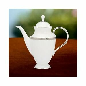 Lenox Lace Couture 6 Cup Coffee Server