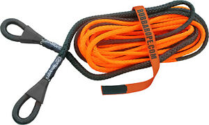 Bubba Rope 3 8 Wide 50 Long Winch Line Extension Rated Up To 17 200 Lbs