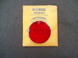 1955 55 Dodge Coronet Royal Nos Mopar Tail Lamp Lens 1604381 Dodbe