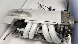 90 91 Corvette L98 Tuned Port Fuel Injection Set Up Intake With Distributor
