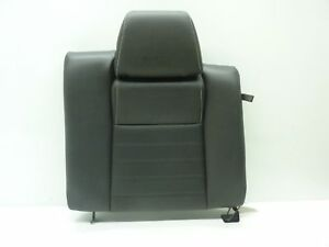 2013 2014 Ford Mustang Rear Seat Upper Cushion Backrest Leather Driver Left