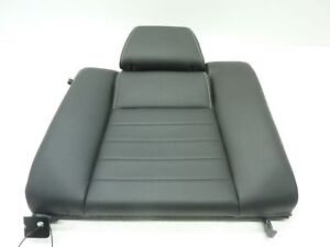 2013 2014 Ford Mustang Rear Seat Upper Cushion Backrest Leather Passenger Right