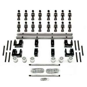 Prw 3239022 Complete Kit Stainless Shaft Rocker Arm 1 75 Ratio For Ford 352 428