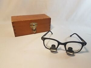 Designs For Vision Surgical Dental Loupes Metal Frame Engraved With Name