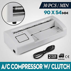 110v Business Card Cutter slitters Size a4 Or Similar Brand New