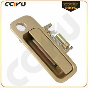 Gold Exterior Outside Front Rh Passenger Side Door Handle For 97 01 Toyota Camry