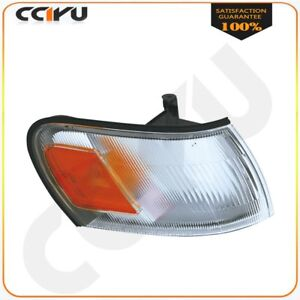 Park Signal Lamps For 1993 1997 Toyota Corolla Left Driver Side