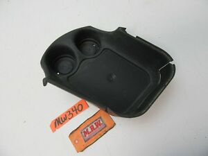 Front Floor Console Cup Holder Drink Stand Beverage Tray Lower Dash Bin Base Car