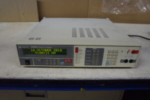 Valhalla Scientific 5880a Dielectric Ac dc Power Analyzer 50hz 100hz If 4 Gpib