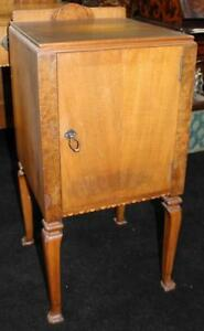 Art Deco 1930 S Pot Cupboard Nightstand By Gaylayde