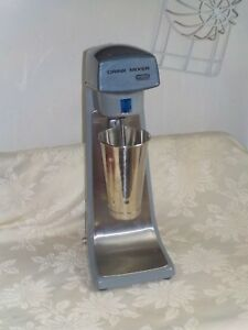 Drink Mixer Waring Dmc20 Commercial Single Spindle 2 Speed W cup Model 31dm20