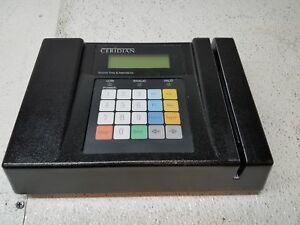 Accutime Ceridian 4000 Source Time Attendance Employee Time Clock No Adapter