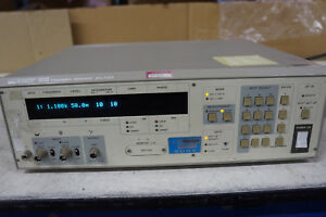 Nf Electronic Instruments 5010 Frequency Response Analyzer
