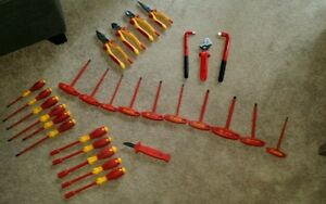 Wiha 30 Piece Insulated Tool Set Brand New Sale