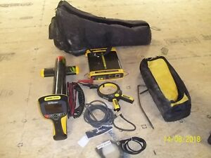 Vivax Metrotech Vloc 9800 Vx212 1 Pipe Cable Locator W Transmitter