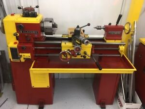 Clausing 12x24 Precision Variable Speed Lathe 5902