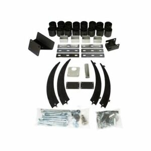 Performance Accessories Pa60223 3 Body Lift Kit For 2010 2012 Dodge Ram 2500