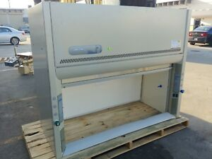 Labconco Protector Xstream Laboratory Chemical Fume Hood 72 Inches