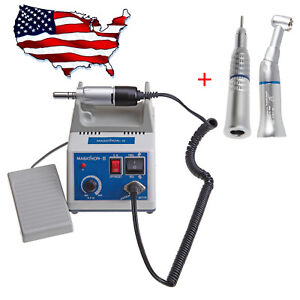Drill Lab Marathon Electric Micromotor Straight Contra Angle Handpiece Nsk Style