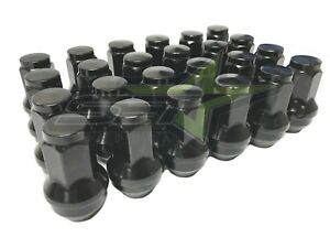 2015 2019 Ford F 150 Oem Factory Style Replacement Lug Nuts 14x1 5 Black
