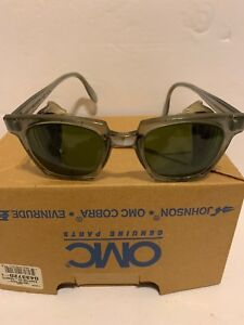 Vintage Welding Glasses 4 3 4 Made In The Usa