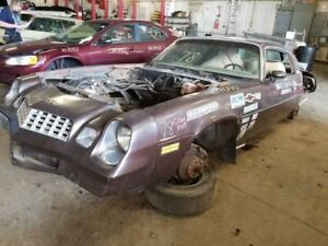 Rear Axle Assembly 2 73 Open Fits 70 81 Camaro 383795