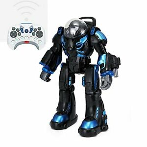 Radio Remote Control Rs Robot Spaceman For Kids With Shoot Music Dance Arm Drone