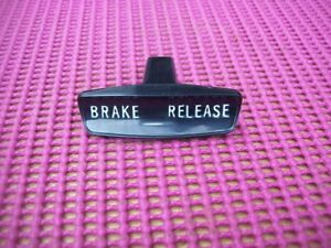 New 1960 62 Plymouth Dodge Desoto Chrysler Parking Park Brake Release Handle