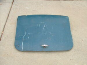 1938 39 Packard Trunk Lid Nice