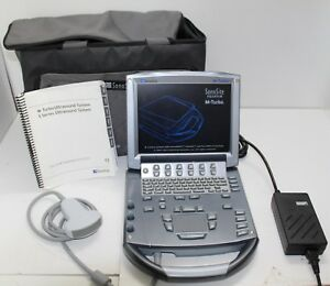 Sonosite M turbo Ultrasound With C60x Convex Probe