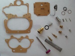 Stromberg Carb Kit 1963 64 Dodge plymouth 2bbl Stromberg Ww Carb 3 223a 3 240